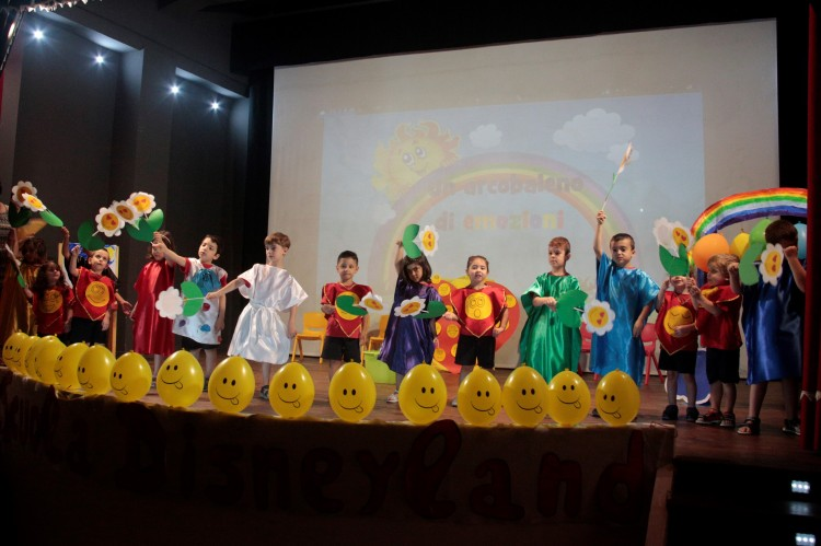 Recita Scuola Disneyland 4